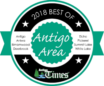 Best Pet Groomer Antigo 2018 Badge Image